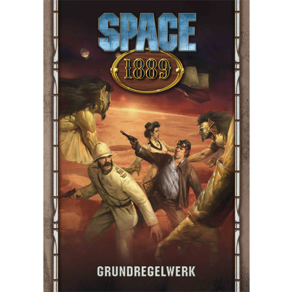 Space: 1889 Grundregelwerk