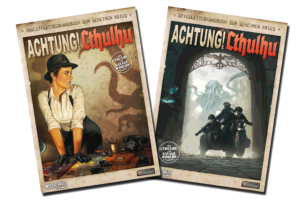 Achtung! Cthulhu COver