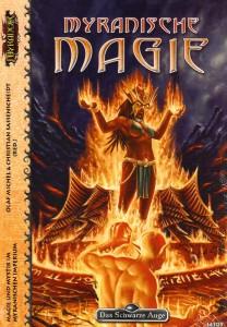 Myranische Magie Neuauflage Cover