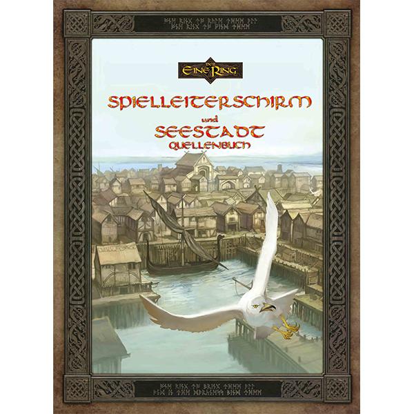 Der Eine Ring Spielleiterschirm & Seestadt Quellenbuch