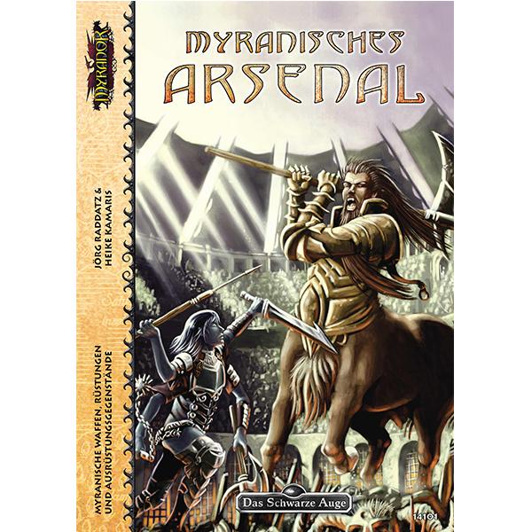 Myranisches Arsenal - überarbeitete Neuauflage