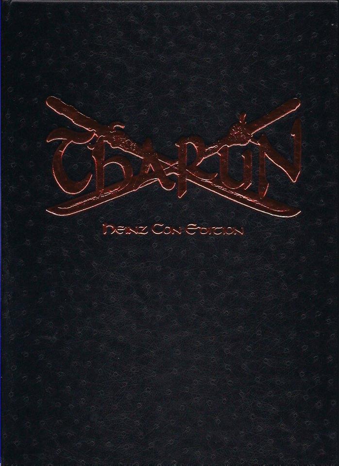 Tharun - Die Welt der Schwertmeister - HeinzCon Edition