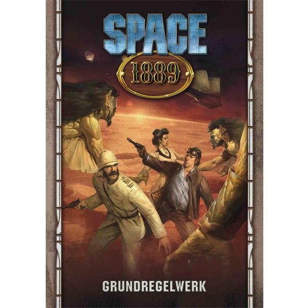Space: 1889 Grundregelwerk Revised