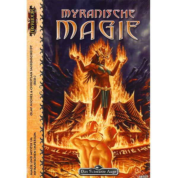 Myranische Magie - überarbeitete Neuauflage
