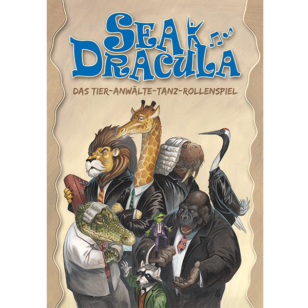 Sea Dracula - PDF