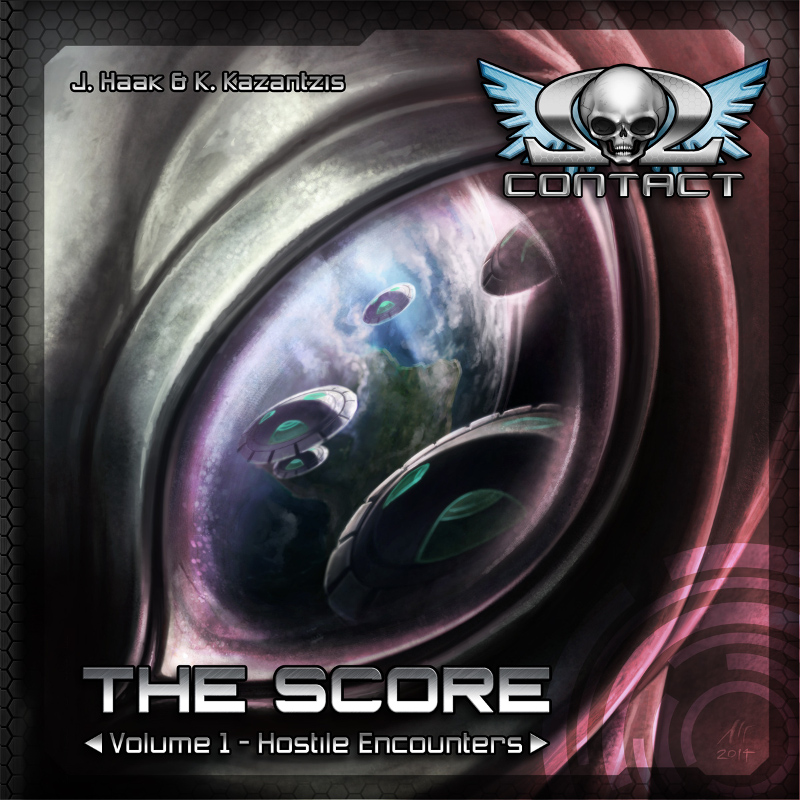CONTACT – The Score Vol. 1: Hostile Encounters