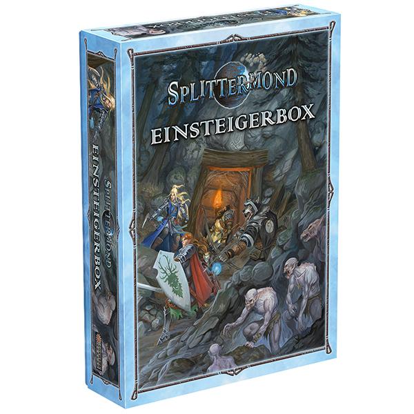 Splittermond Einsteigerbox - Aufbruch ins Abenteuer