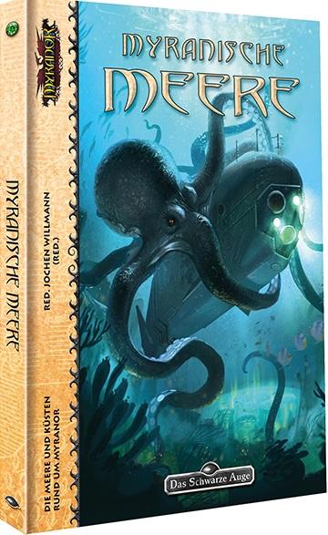 Cover Myranische Meere