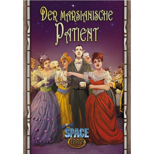 Der marsianische Patient