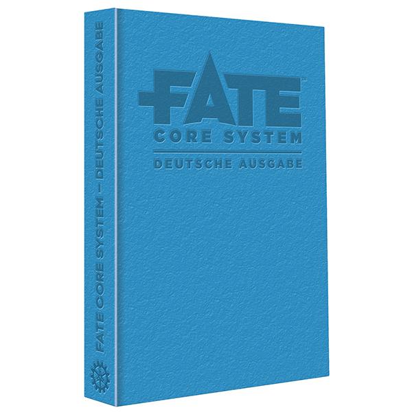 Fate Core - LIMITIERTE deutsche Ausgabe