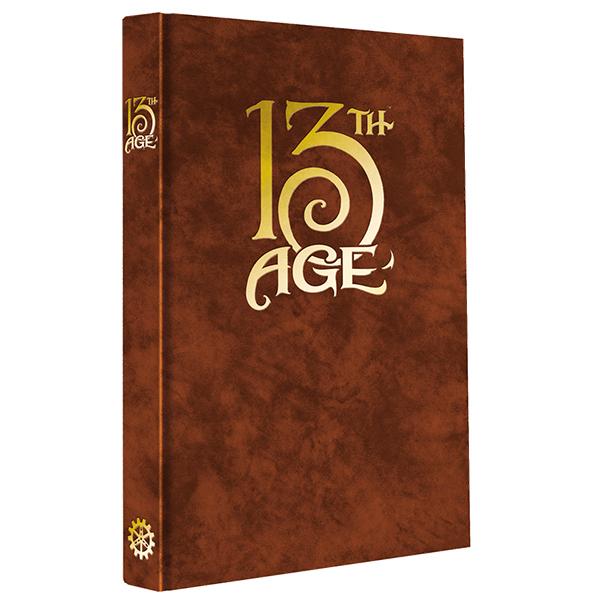 13th Age Grundregelwerk - LIMITIERT