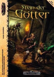 Stein der Goetter Cover