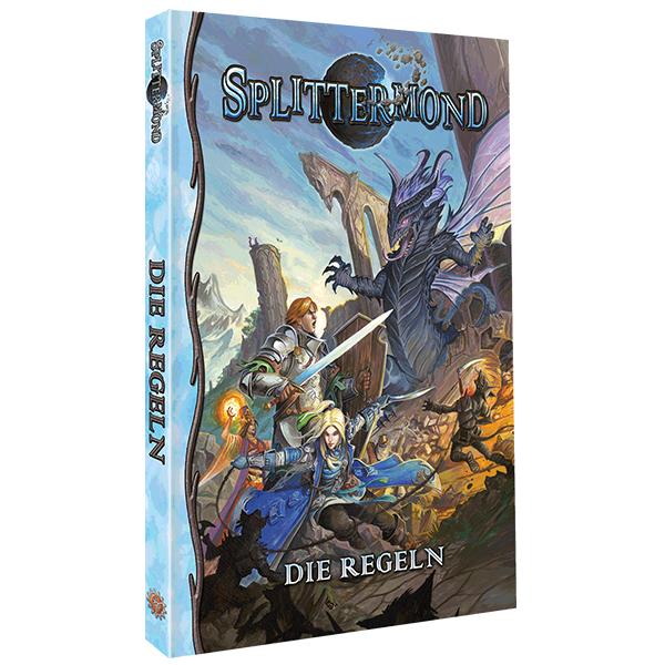 Splittermond - Die Regeln - Taschenbuchausgabe