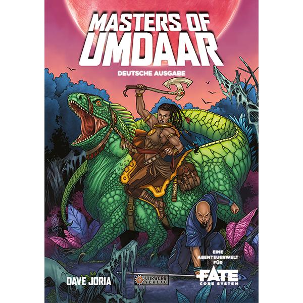 Masters of Umdaar (deutsche Ausgabe)