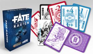 Fate-Kartendeck
