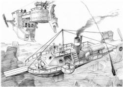 Aetherschiff 2