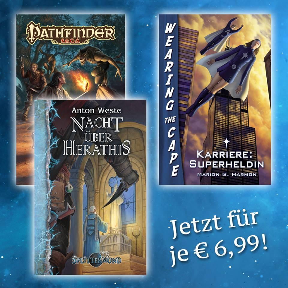 Preisreduzierte E-Books bei Feder & Schwert