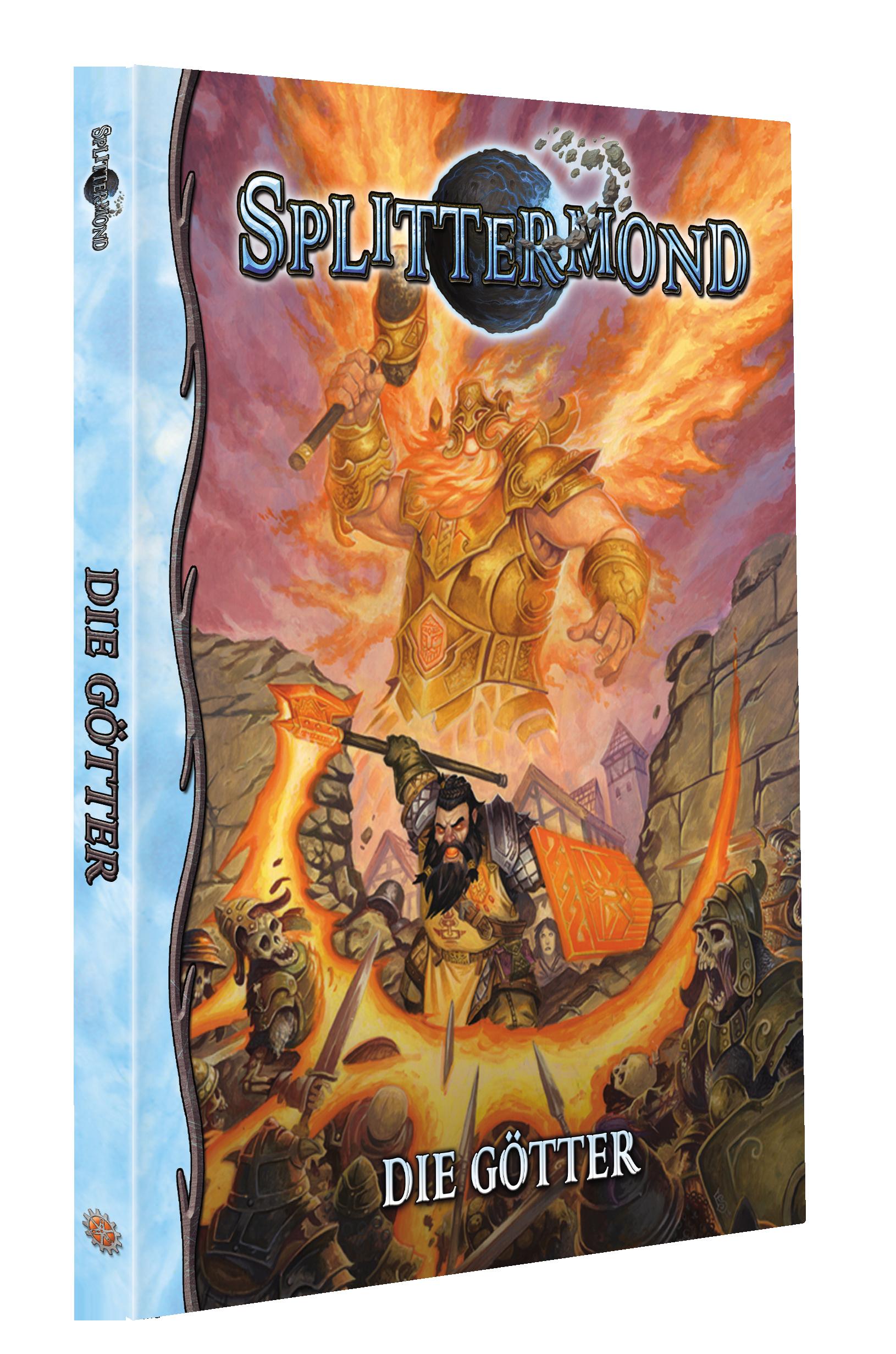 Splittermond: Die Magie