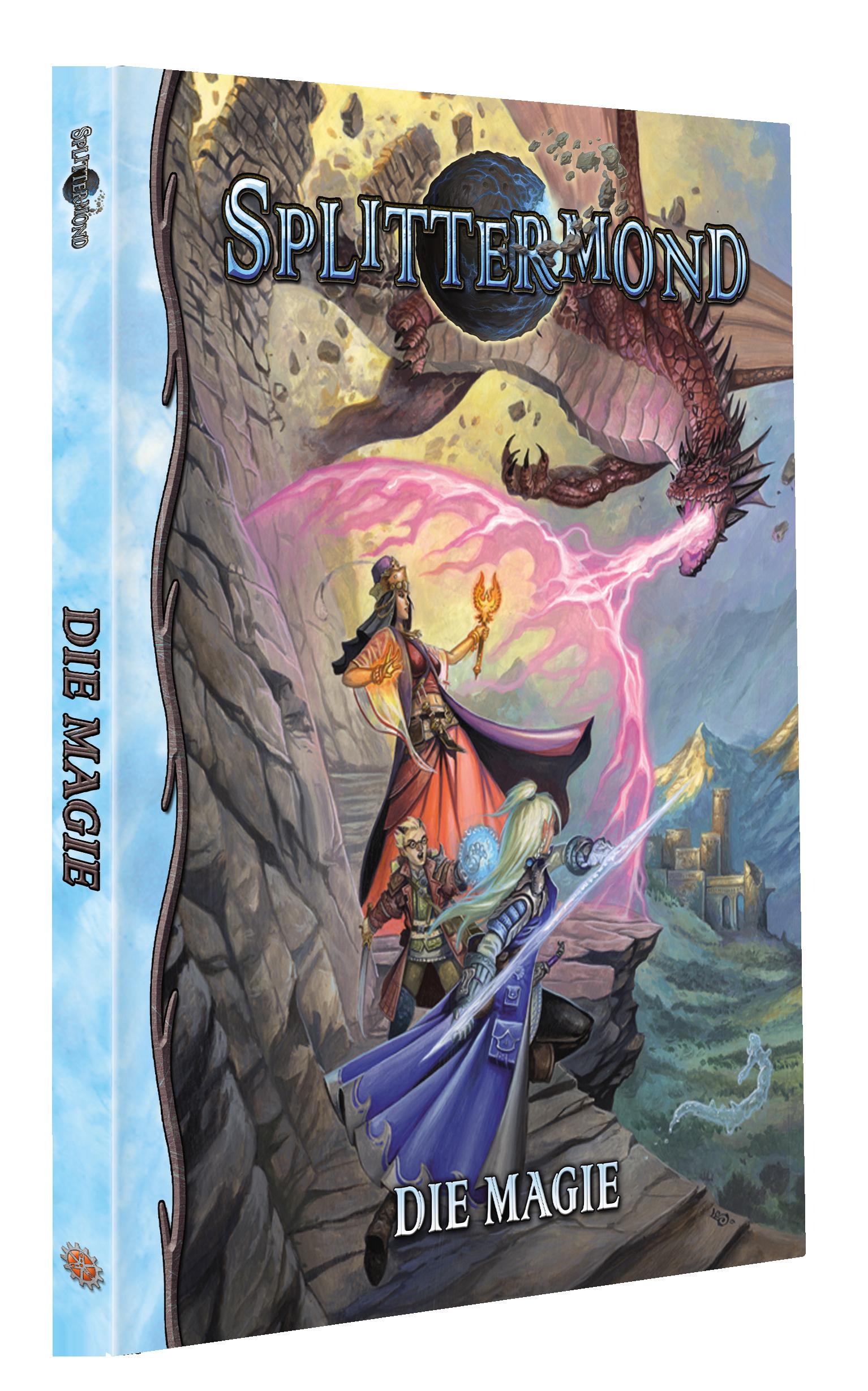 Jetzt zum Vorbestellen: Die Magie & Die Götter als Taschenbuch-Ausgaben