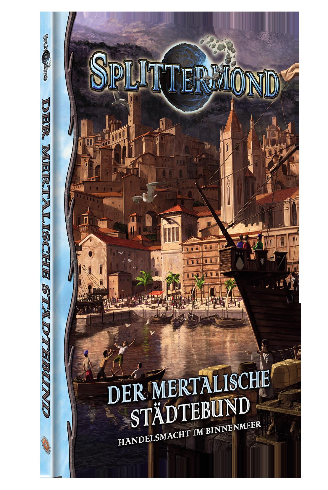Jetzt vorbestellbar: Der Mertalische Städtebund